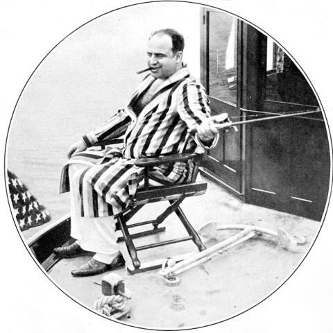 El lado tierno de Al Capone