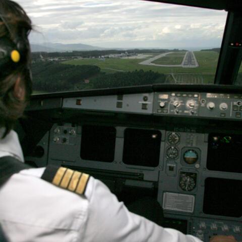 El peligro del piloto automático de los aviones