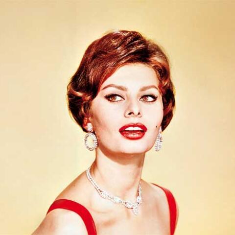Sophia Loren: 'Si no eres fuerte, pierdes la batalla'