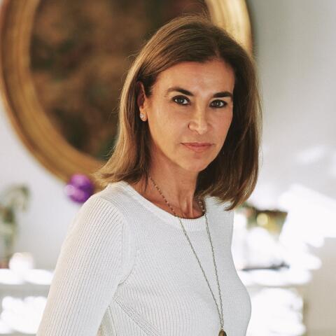 Carmen Posadas: 'Me tuve que tomar un 'gin-tonic' para escribir una escena de mi nueva novela'