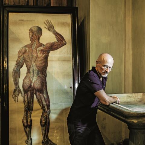 Sergio Canavero: 'Voy a trasplantar una cabeza humana'