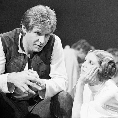 Harrison, mi amor secreto
