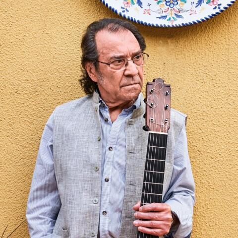 Pepe Habichuela: 'Camarón y Morente estaban enamorados el uno del otro'