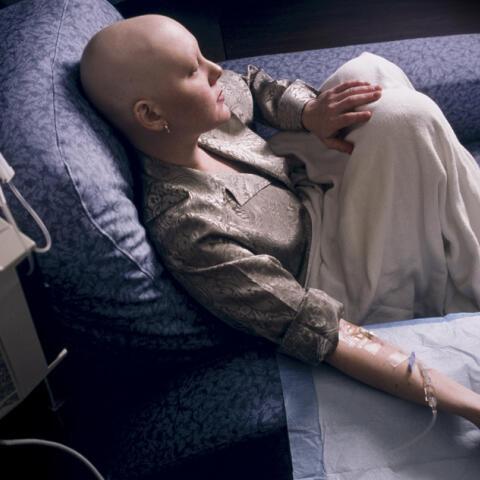 Las 10.000 heroínas de la 'quimio'