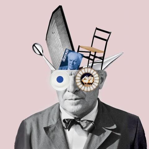 Gio Ponti: el creador del 'made in Italy'