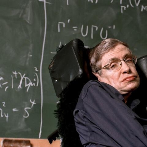 Lo que hemos aprendido de Stephen Hawking