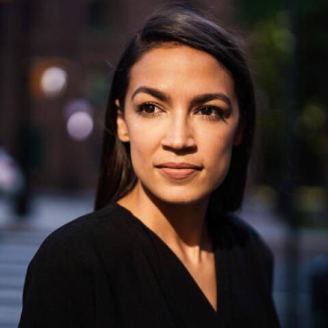 Alexandria Ocasio-Cortez, la cara más visible de la oposición a Trump