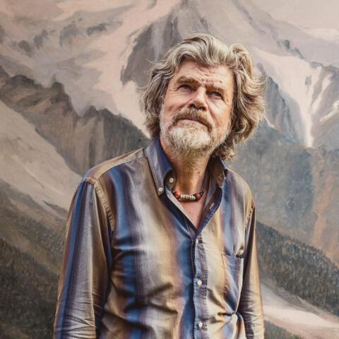 Reinhold Messner: 'Lo que se hace hoy en el Everest es 'trekking' de alta montaña'