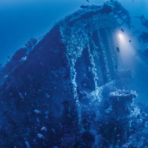 El Titanic del Mediterráneo