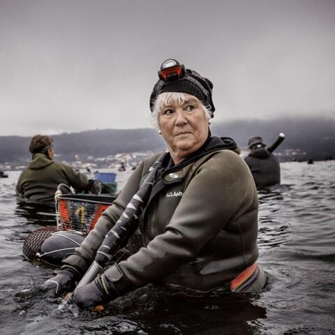 Mariscadoras, las reinas de la marea