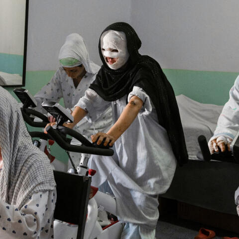 Ser mujer en Afganistán