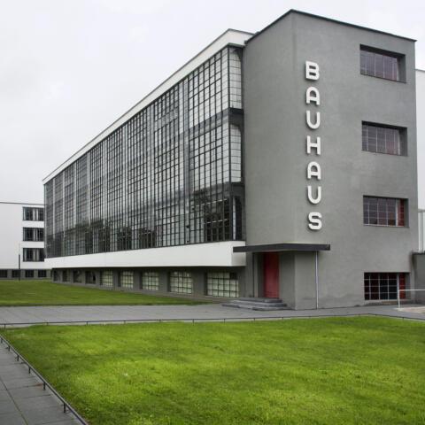 Cien años de la Bauhaus