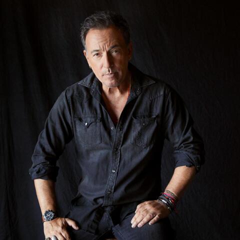 Bruce Springsteen, confesiones en el camerino