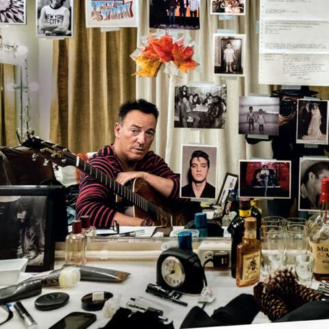 Bruce Springsteen: 'Los fantasmas viven entre nosotros'