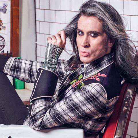 Mario Vaquerizo: 'Se puede ser muy hombre y tener amaneramiento'