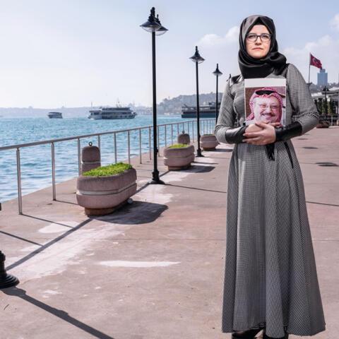 La novia de Jamal Khashoggi: 'No quería que Jamal fuera solo al Consulado'