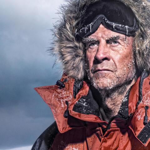 Ranulph Fiennes, un aventurero de leyenda