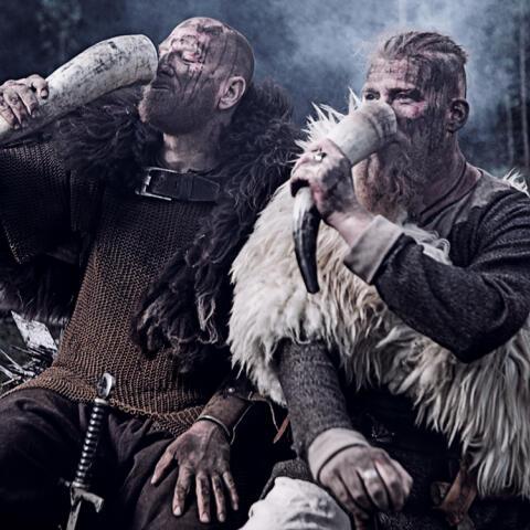 ¿Quiénes eran los temidos 'berserker'?