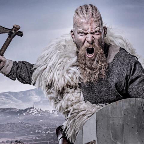 Los 'berserker', la élite vikinga, al desnudo
