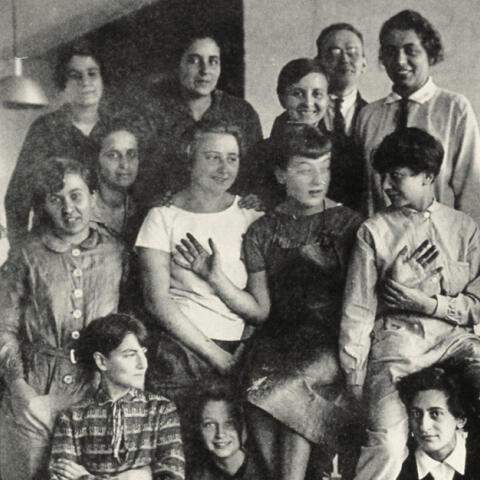 Gunta Stölzl y las tejedoras de la Bauhaus