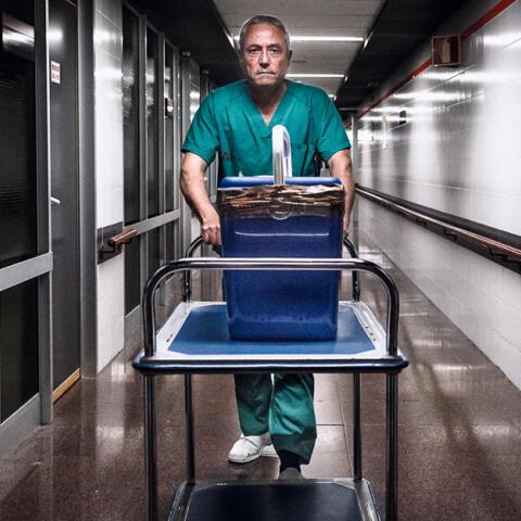 El hospital de la segunda oportunidad